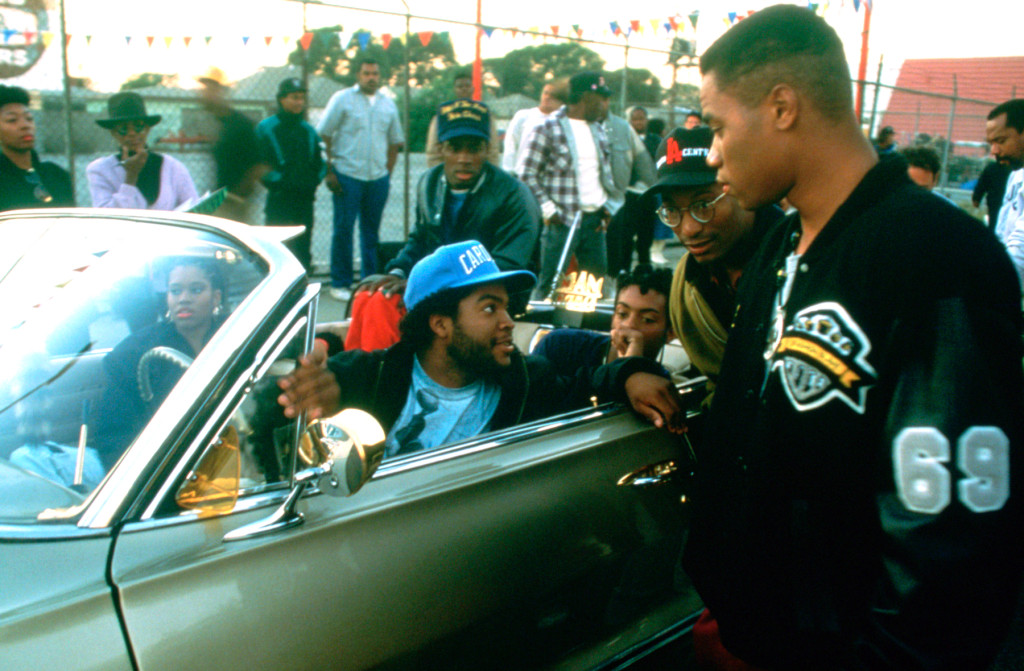Boyz in the Hood - 1991 - The late John Singleton's autobiographical masterpiece was groundbreaking. The 80s and 90s saw African American filmmakers beginning to be heard and being allowed to tell our stories our way.