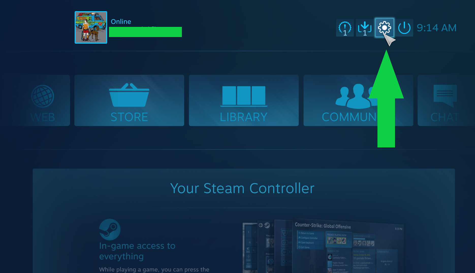 PS4 Controller to Steam 3