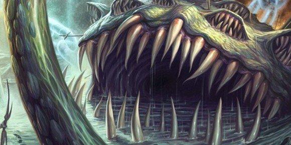 The Old God, Yogg-Saron