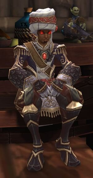 Wrathion in Mists of Pandaria
