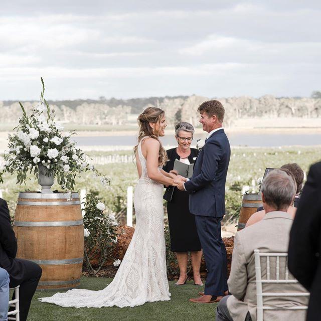 Katrina & Gus | #margaretriver #ceremony #margaretriverweddings #perthweddingphotographer