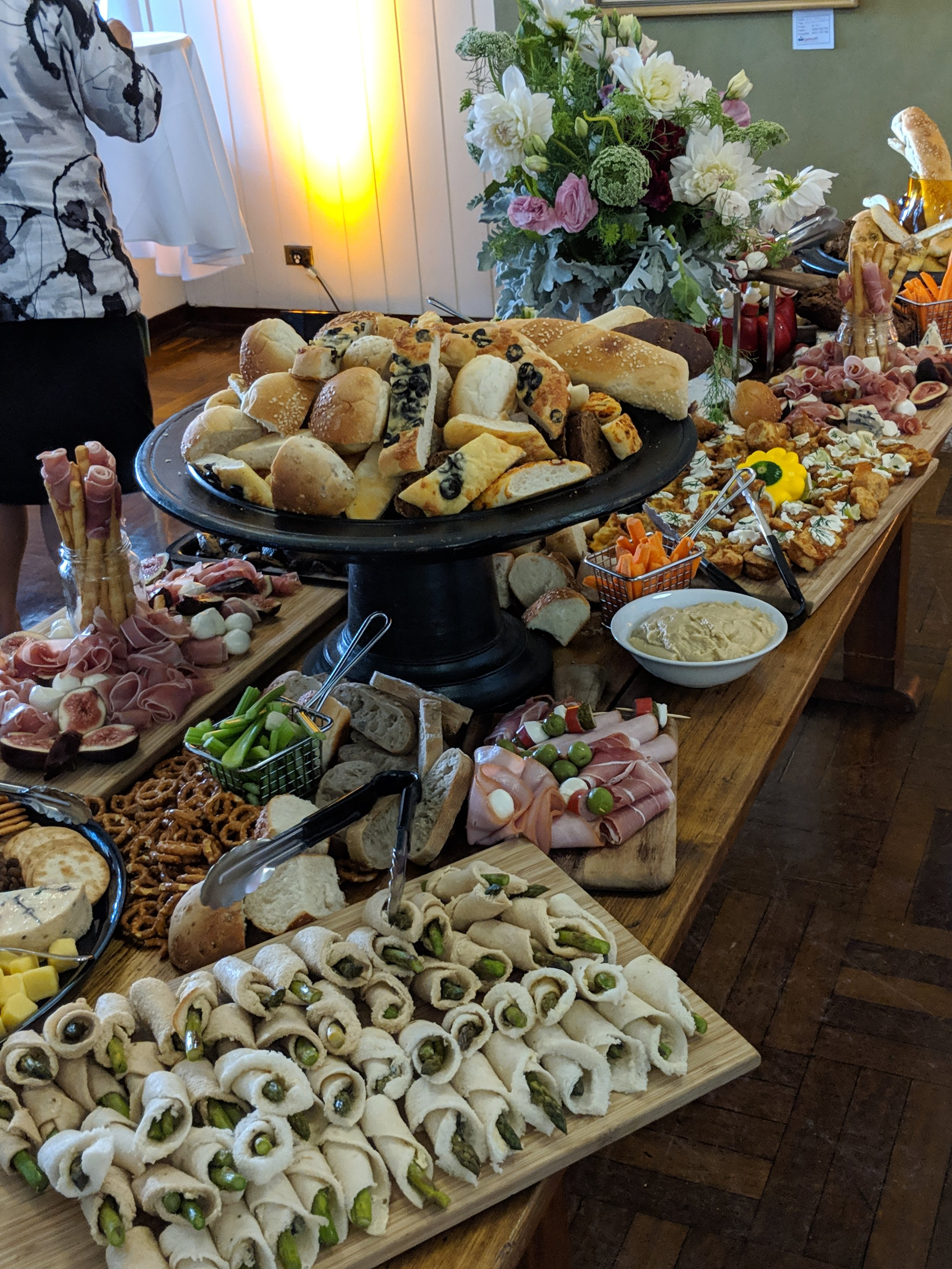 The grazing table laid out for guests to enjoy.jpg