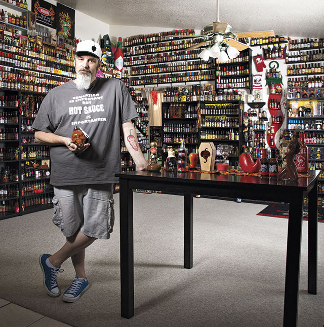 """Collections Department  """"We are what we collect,"""" some experts say. We profile Phoenix's most impressive – and baffling – collections and the people behind them to find out if that sentiment is true."""