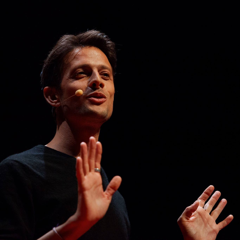 TEDx Jonathan Lehmann