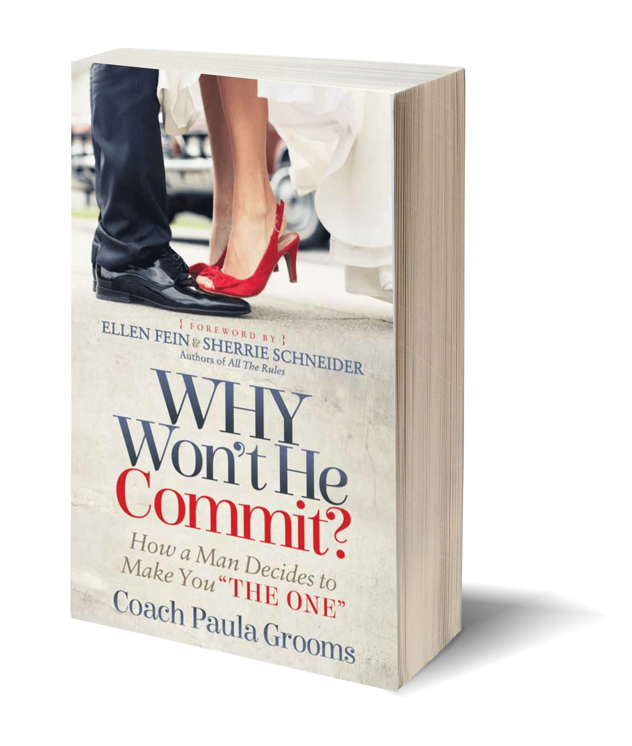 Order here to receive a signed copy of Coach Paula's new book.  - or...