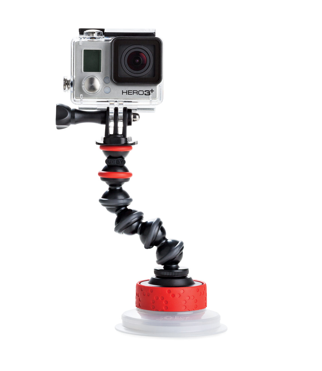 Suction Cup &Gorillapod Arm  -