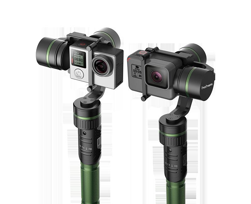HG5 Pro Action Camera Stabiliser -