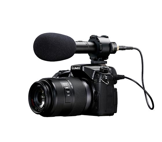 PVM50 Stereo Condenser -