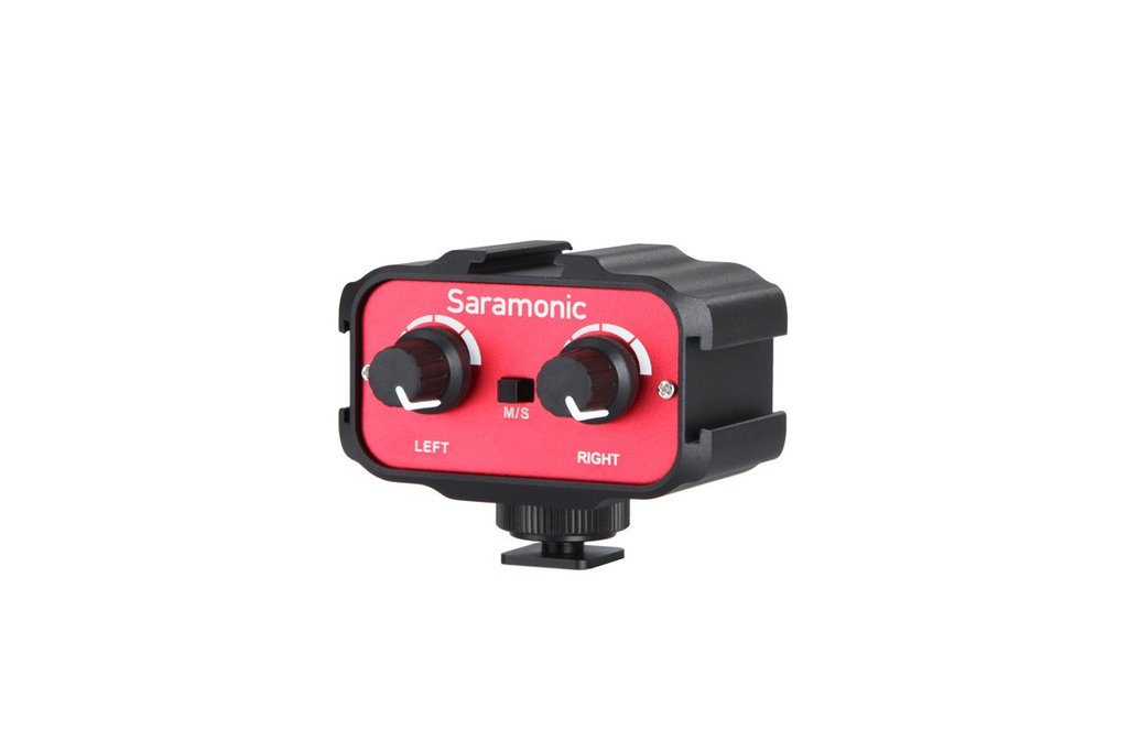 2 Channel AudioAdapter -