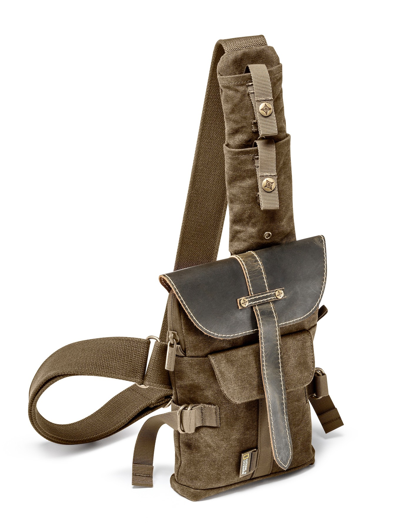 NG Africa Camera Sling Bag for CSC -