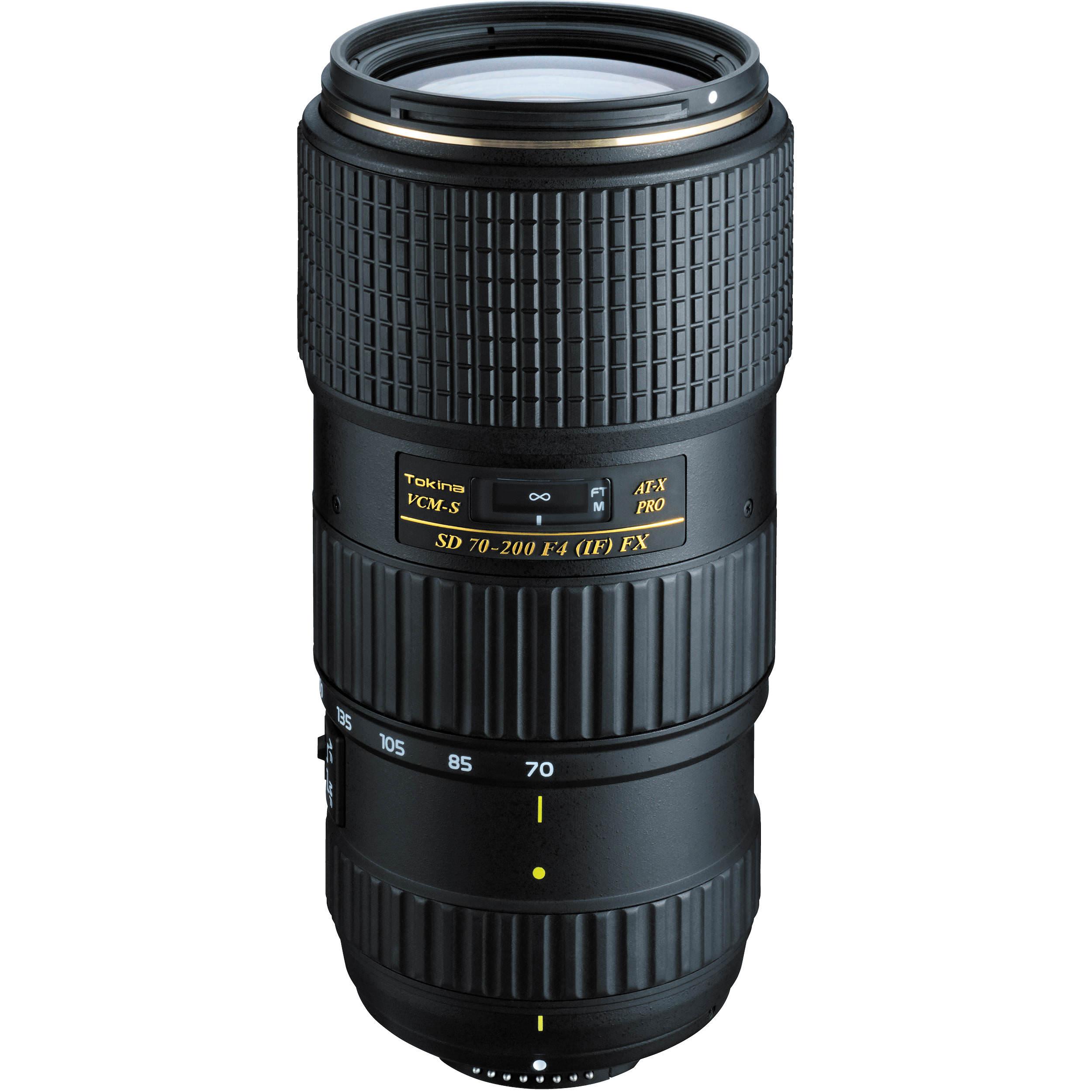 70-200mm 4f -
