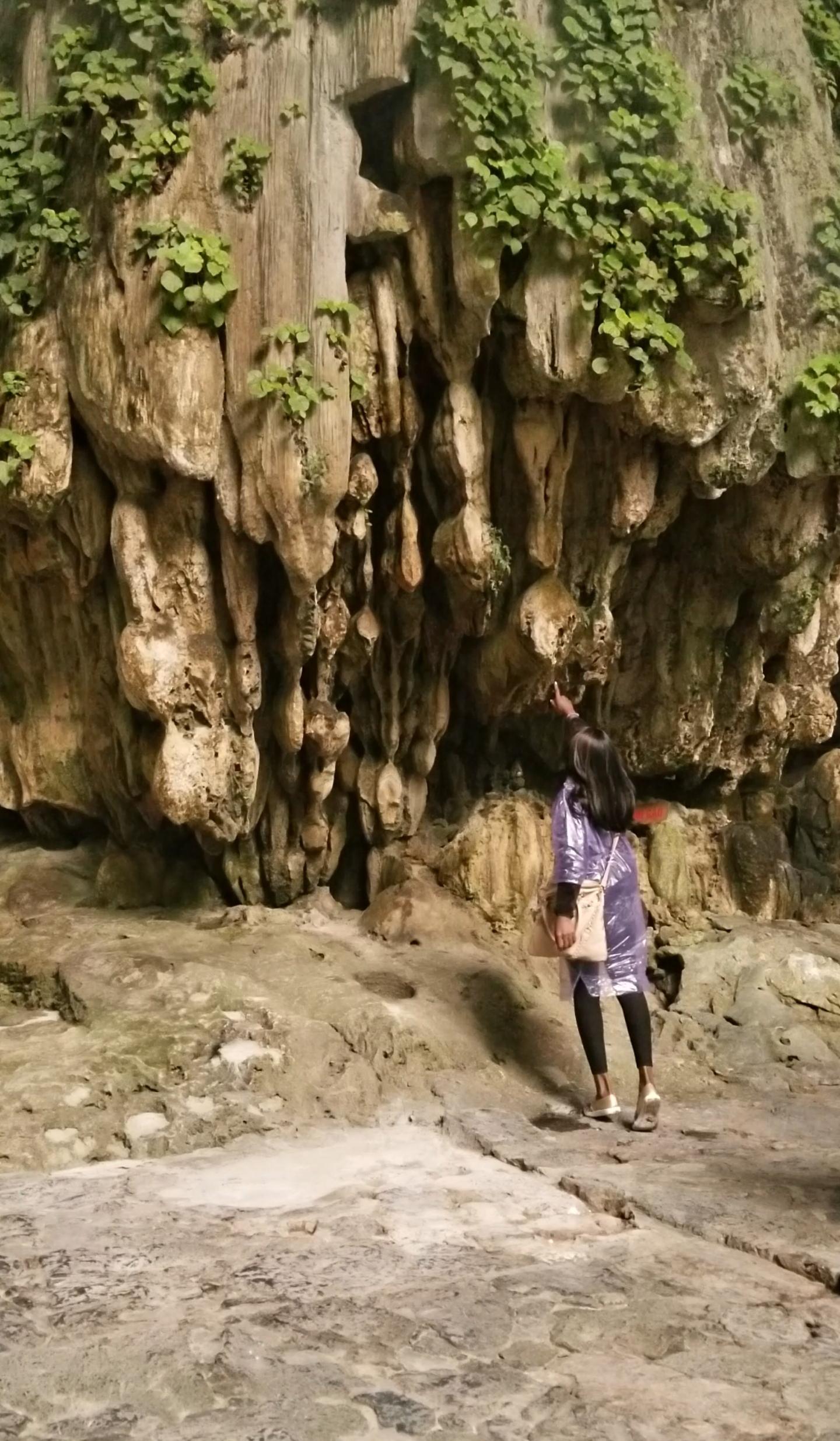 Huong Tich Mountains. Vietnam.