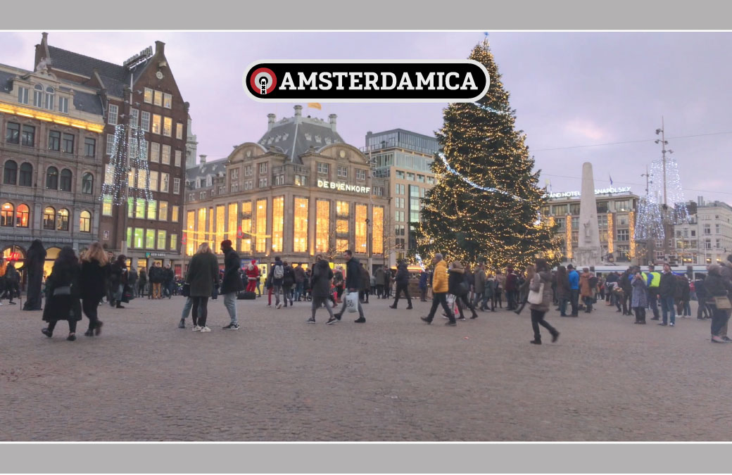 Amsterdamica S01E05: That Dam Square