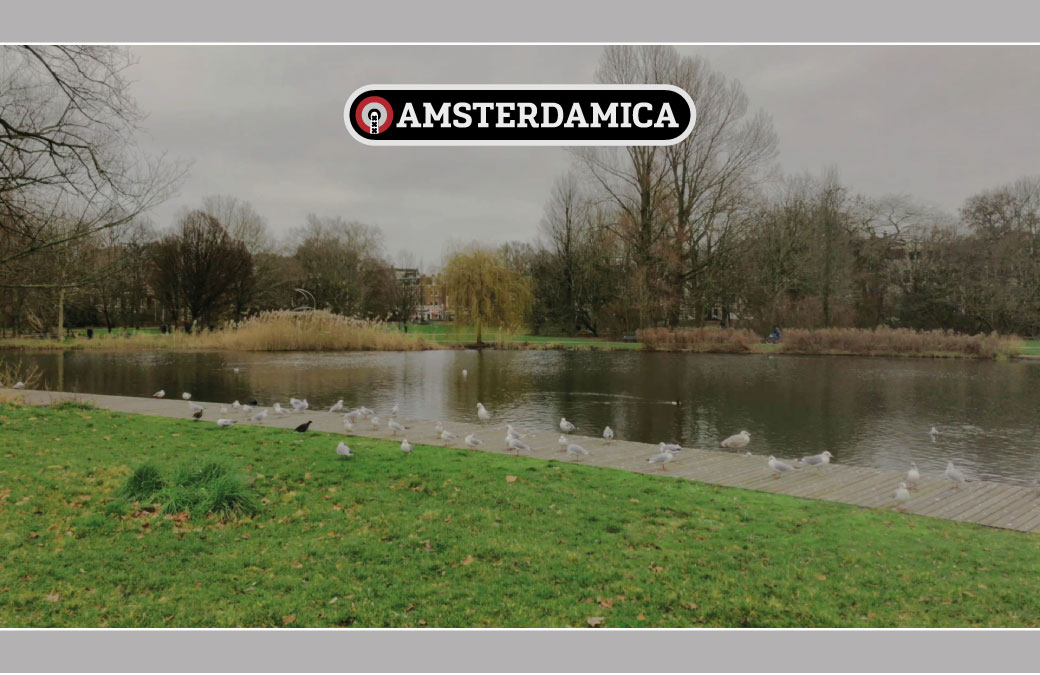 Amsterdamica 008: The Emotional Episode