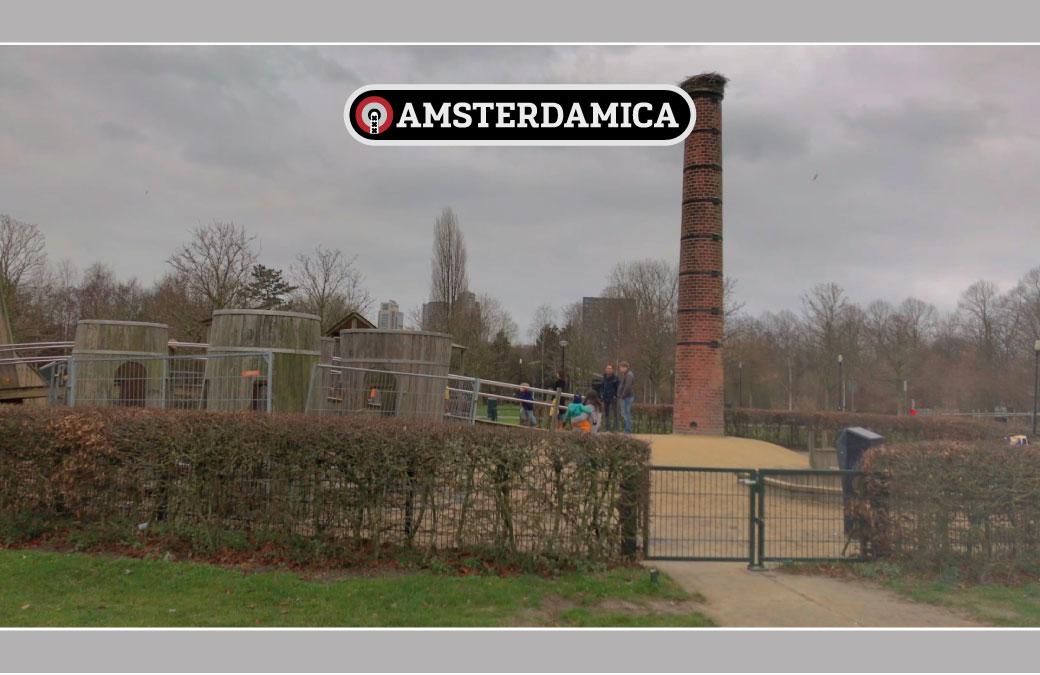 Amsterdamica S01E09: All Around