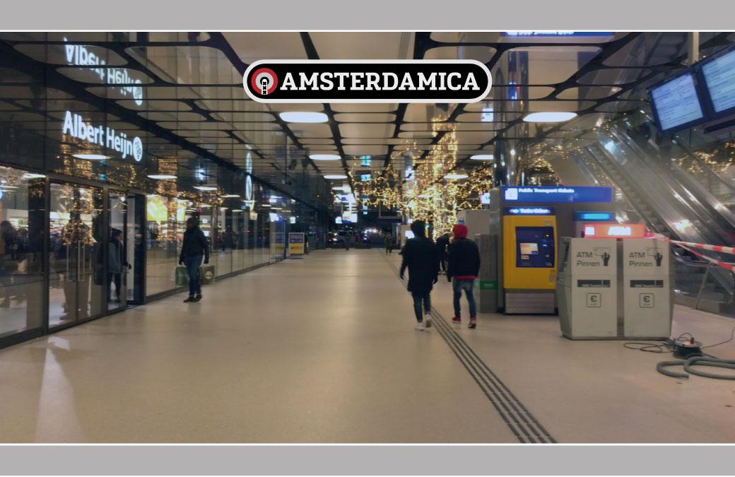 Amsterdamica S01E14: A Very Shiny Place