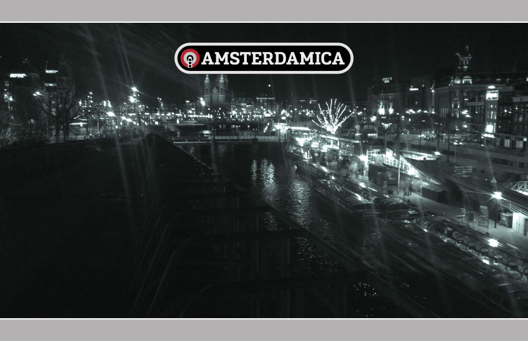 Amsterdamica S01E18: It's Nice Up Here