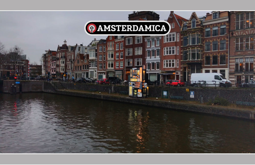 Amsterdamica S01E20: My Other House