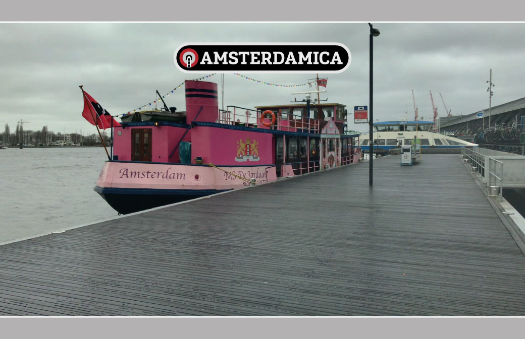 Amsterdamica S01E22: Embrace Your Fears