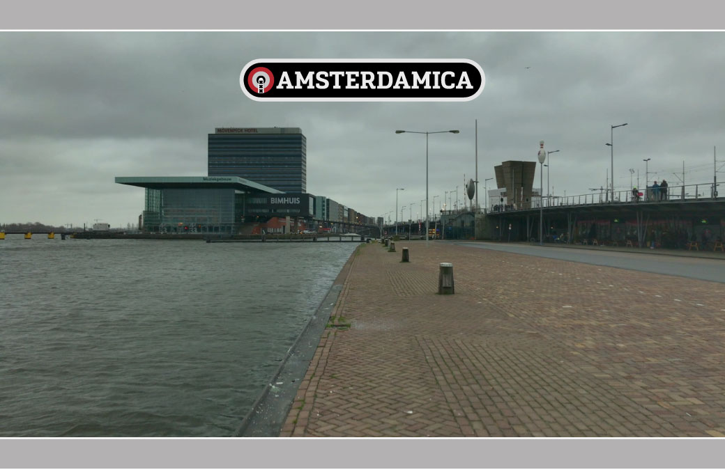 Amsterdamica S01E23: Those Lines
