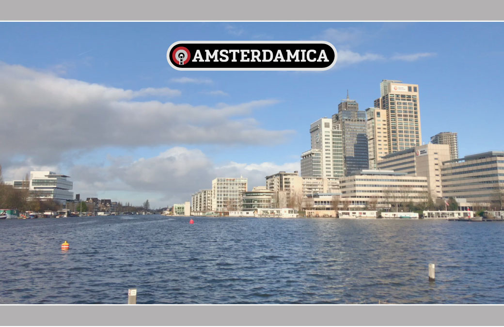 Amsterdamica S01E24: End Of The Line