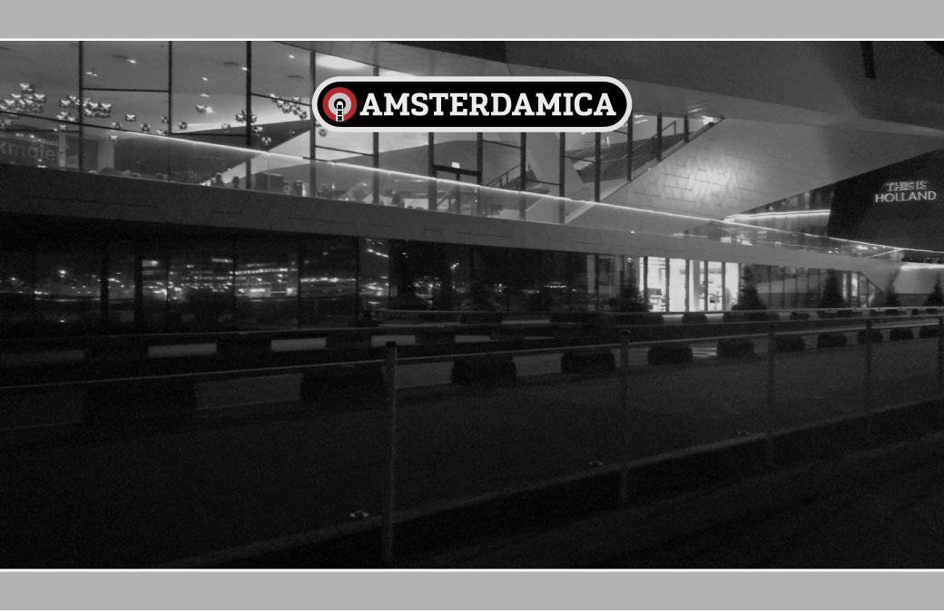 Amsterdamica S01E26: EYE View