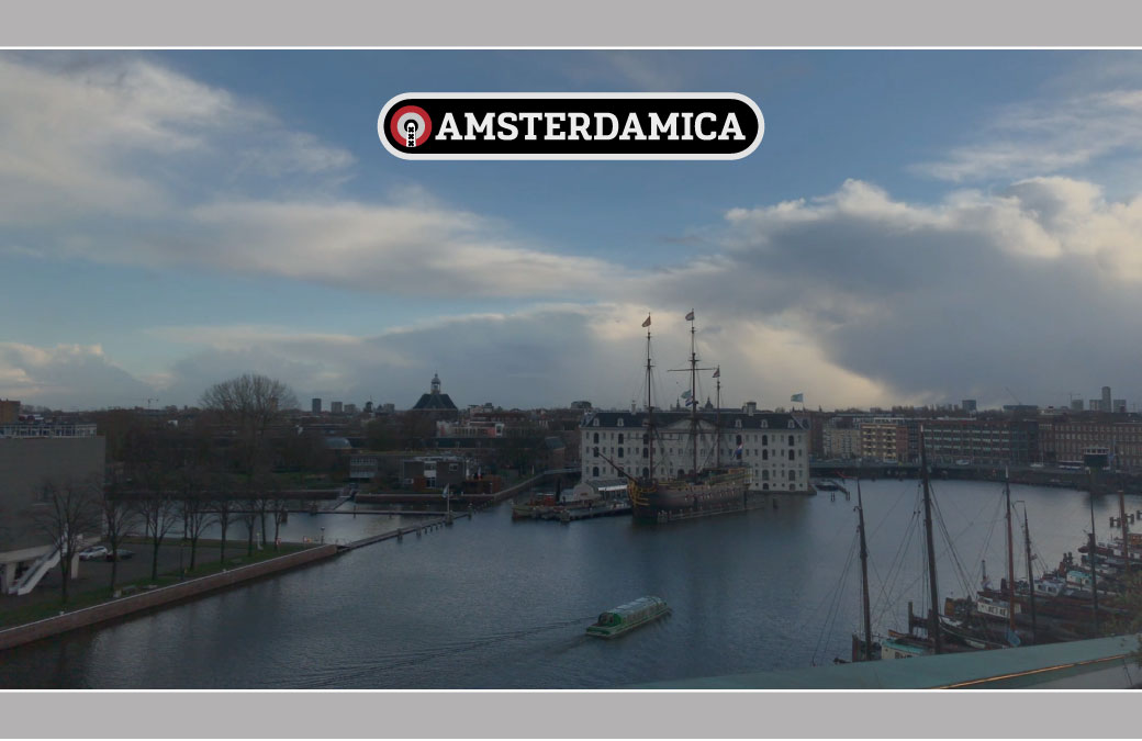 Amsterdamica S01E30: The View From Up Here