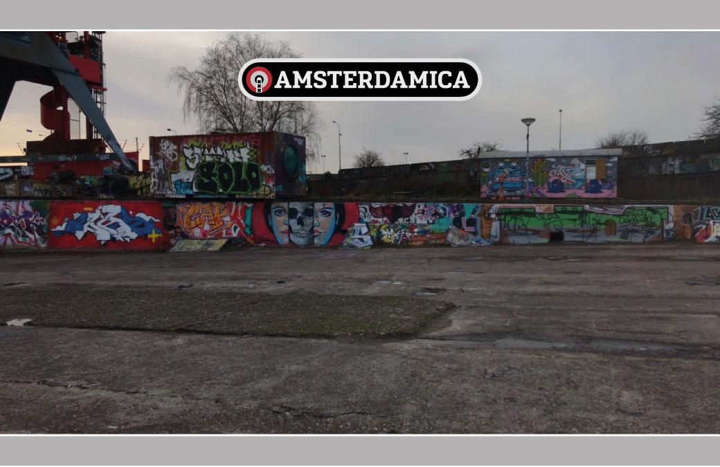 Amsterdamica S01E32: NDSM