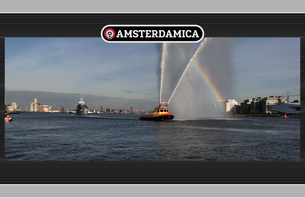 Amsterdamica S01E34: And There It Was...