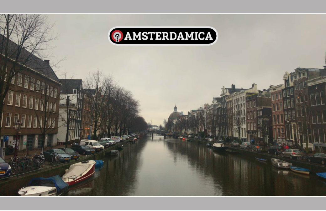 Amsterdamica S01E40: Rain Trilogy I
