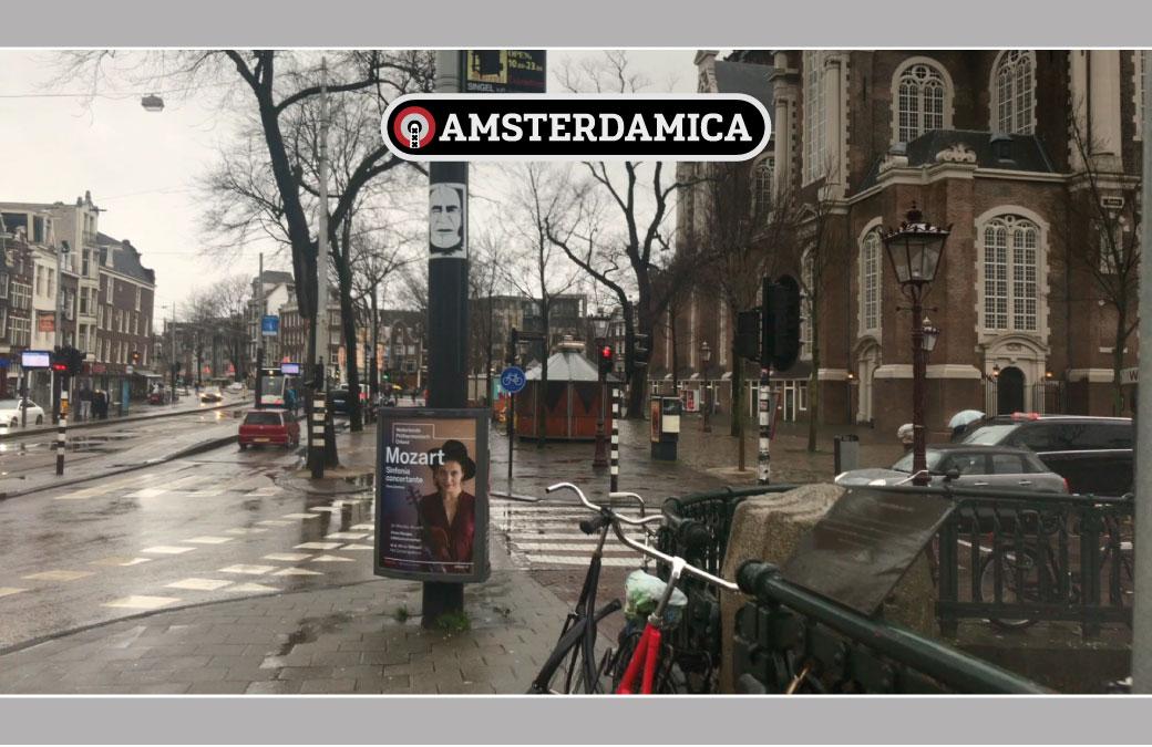Amsterdamica S01E41: Rain Trilogy II
