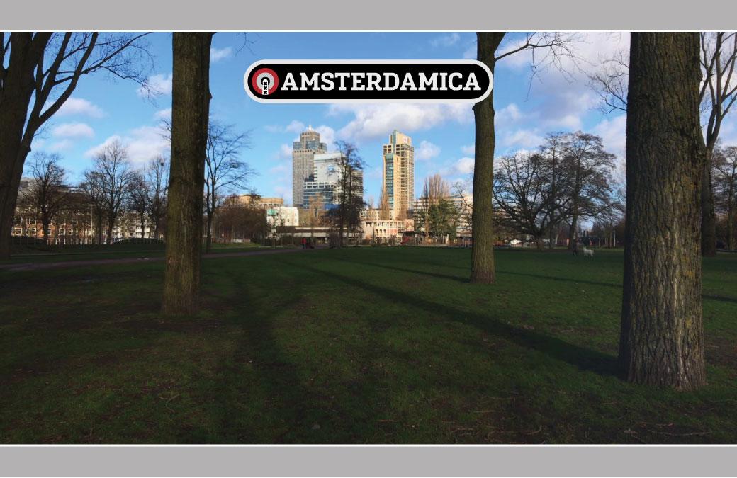 Amsterdamica S01E47: The Right Spot
