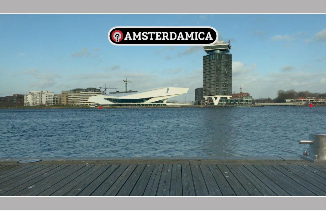 Amsterdamica S01E48: Incoming