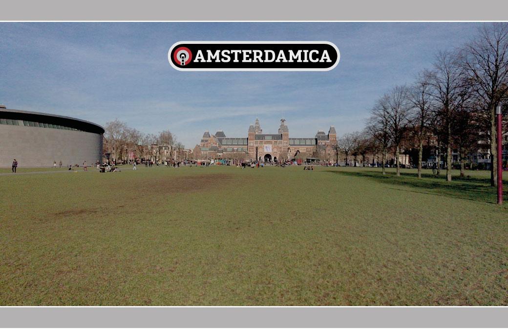 Amsterdamica S01E53: Museumplein