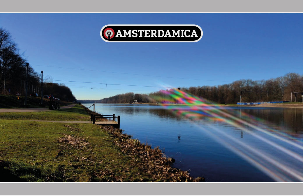 Amsterdamica S01E55: The Joy Of Almost Spring