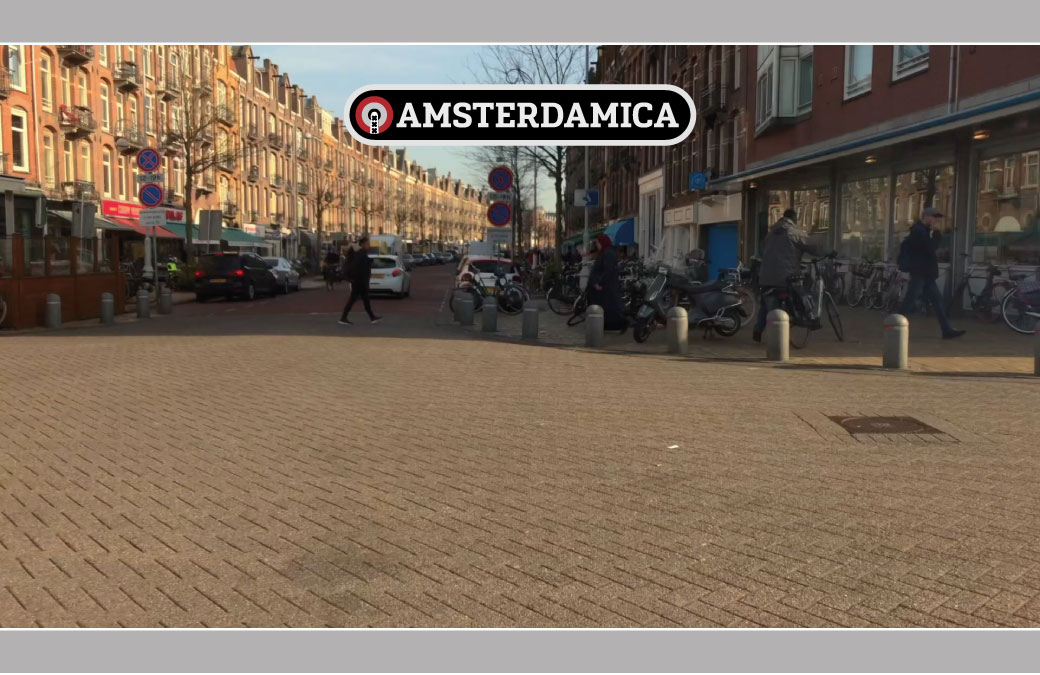 Amsterdamica S01E58: From A To B