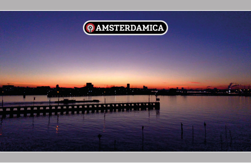 Amsterdamica S01E59: This Particular Sunset