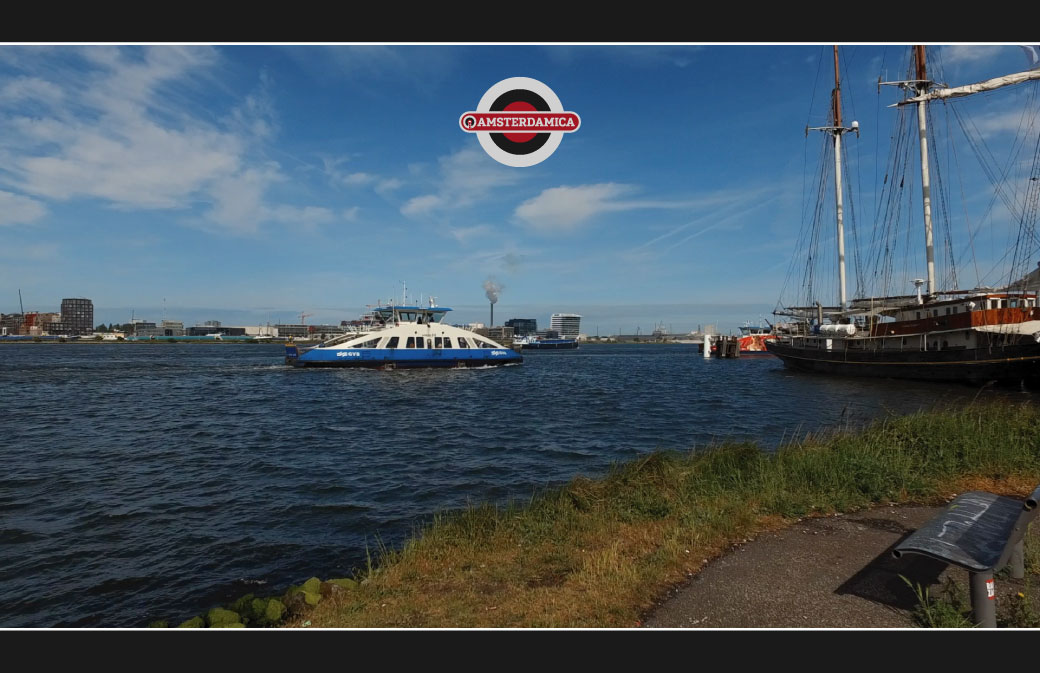 Amsterdamica S03E04: Monday Morning