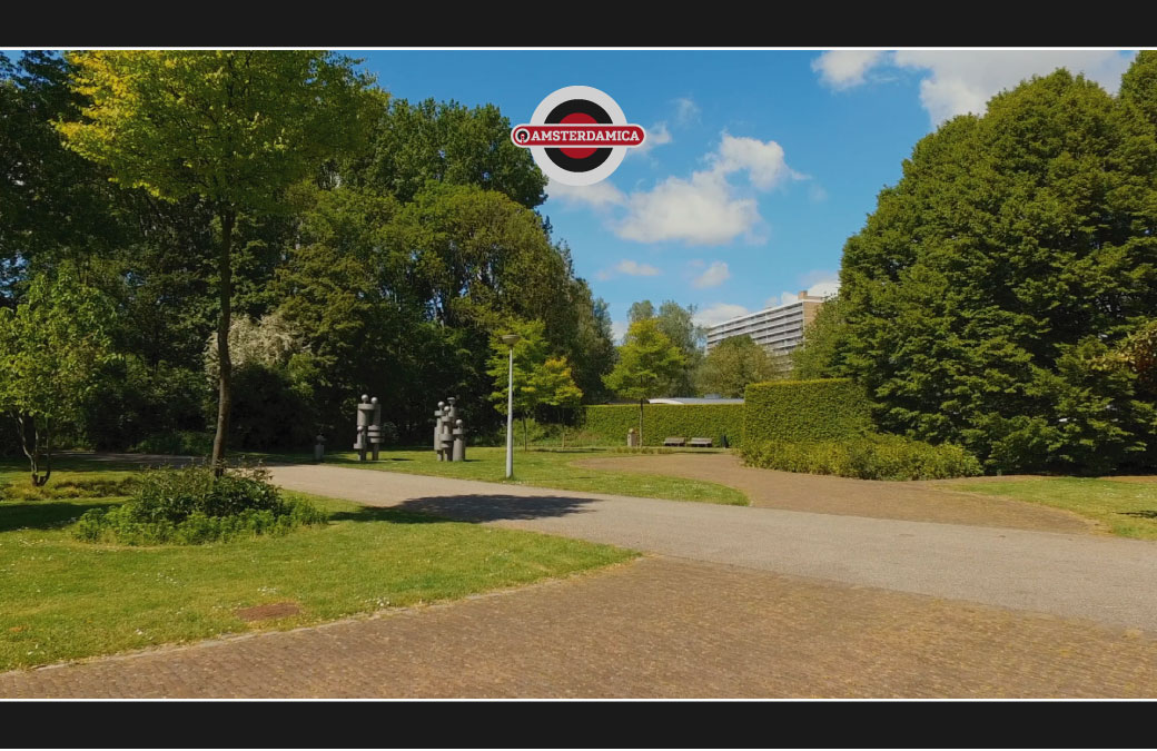 Amsterdamica S03E09: The Amstel Park Experience 1