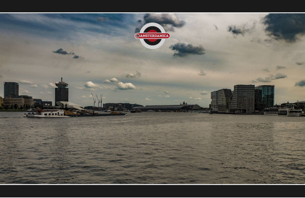 Amsterdamica S03E21: On A Sunday Afternoon