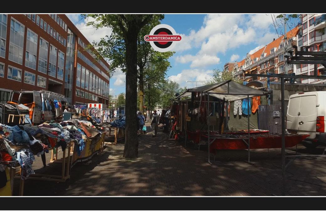 Amsterdamica S03E25: Waterlooplein Market Plus