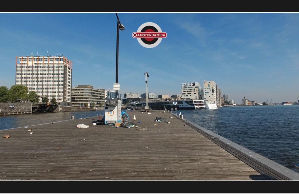 Amsterdamica S03E28: The Gulls' Breakfast