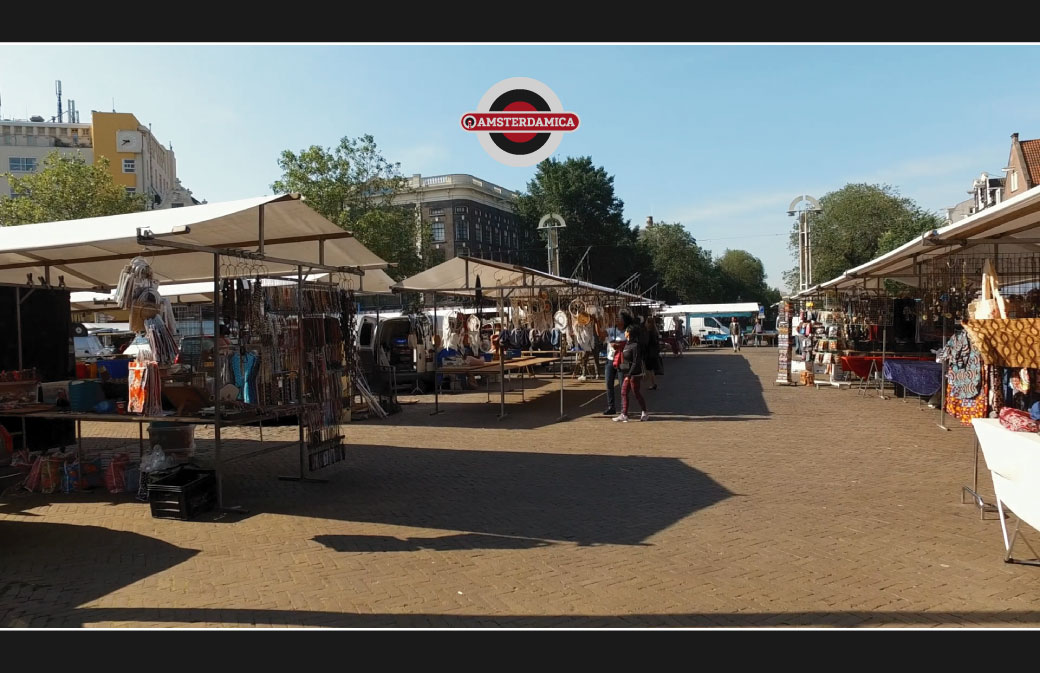 Amsterdamica S03E30: A Nieuwmarkt Market