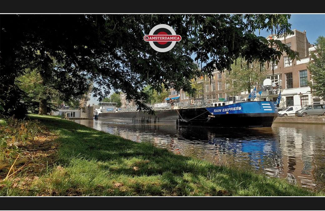 Amsterdamica S03E37: Bridge Open