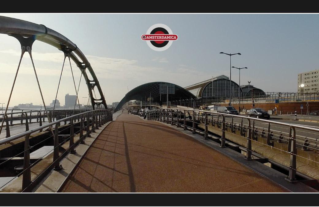 Amsterdamica S03E38: Morning Ride Nº1