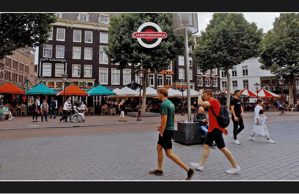 Amsterdamica S03E43: Rembrandtplein
