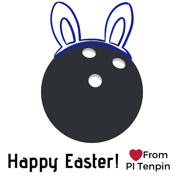 Have an awesome, safe long weekend to all our bowling bunnies! 🐰🎳🍫🤩