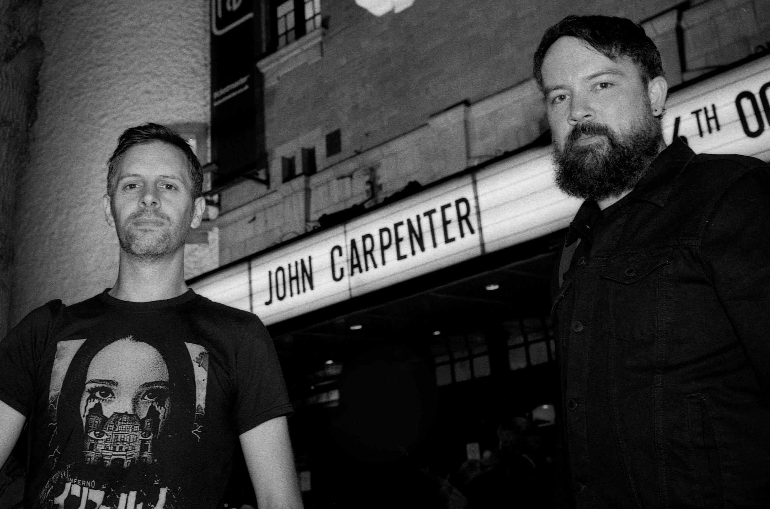 BWR John Carpenter Oct 16th 2018. Photo by James K Barnett
