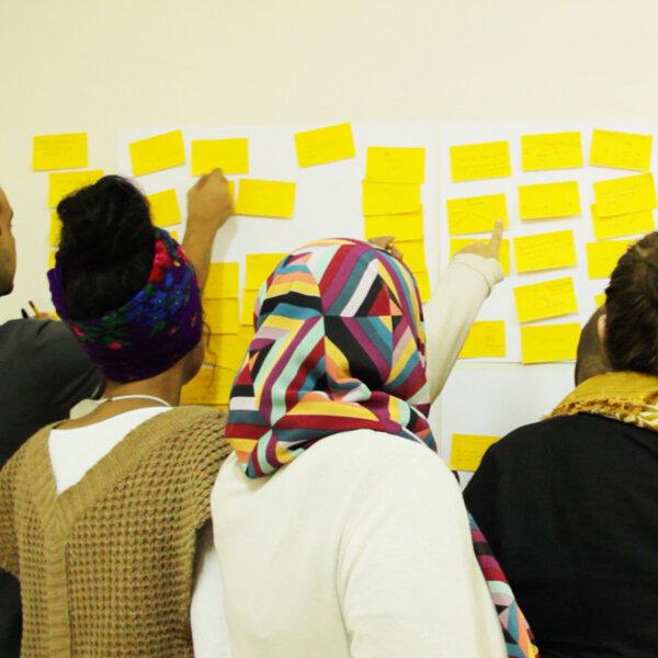 Verdrag van Valkenswaard: sociaal domein onder constructie - We faciliteren verandertrajecten. In de gemeente Valkenswaard staat het sociaal domein in de stijgers. T+HUIS doet onderzoek; faciliteert (co)creatiesessies; biedt perspectief en inspiratie. Samen met alle betrokkenen werken we toe naar een duurzame vorm van het sociale domein, die een bijdrage levert aan de uitdagingen van deze tijd.