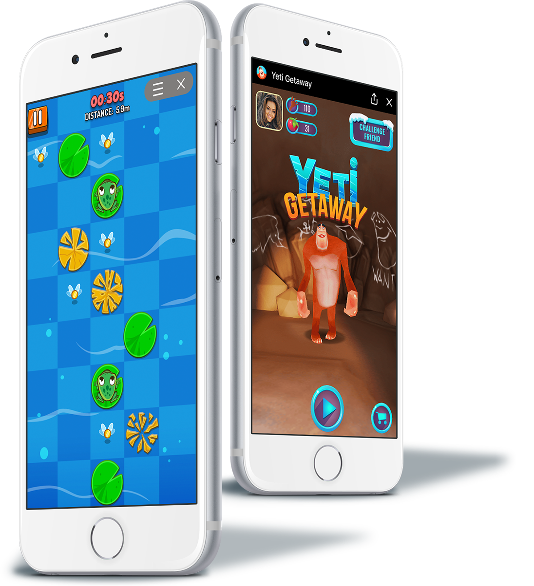 Facebook Instant Games - Facebook offers a new paradigm for mobile gaming. Now you can play with you friends directly from Facebook Messenger. No download needed. PlayWorks is a leader in this exciting game-changing space!